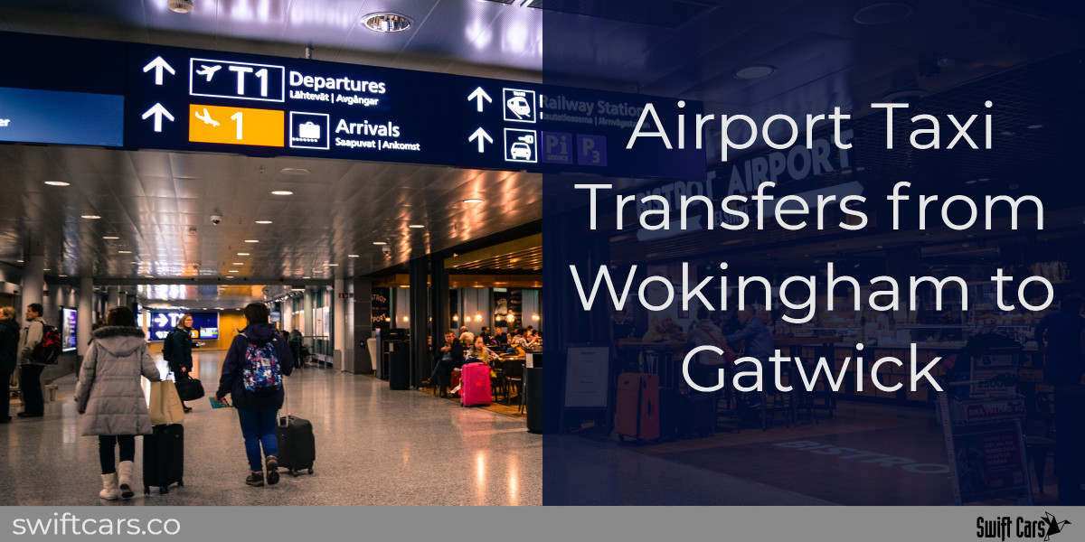 airport taxi transfers wokingham