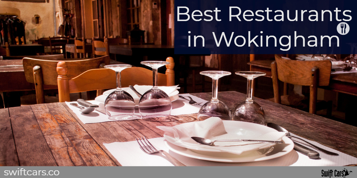 best restaurants in wokingham
