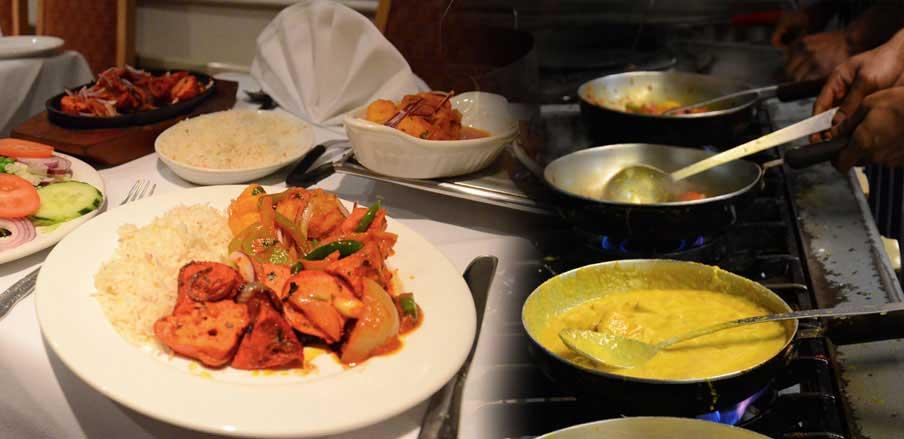 Kabirs Restaurant crowthorne