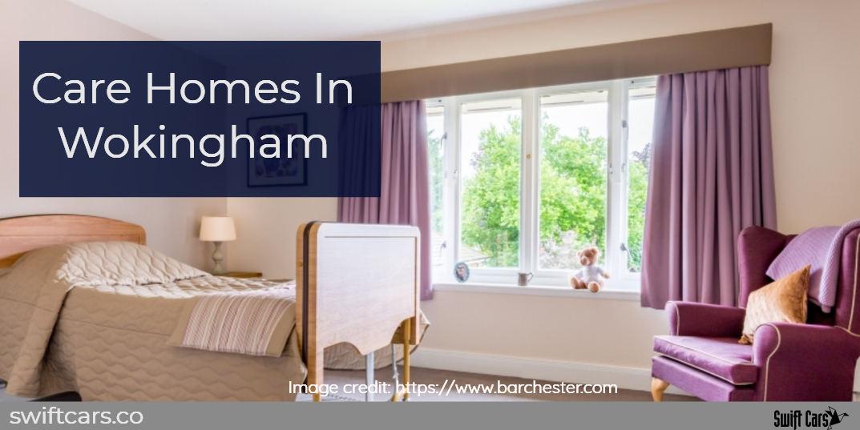 care homes wokingham